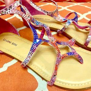 Gianni Bini size 9.5M sandals